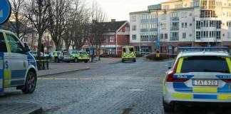 Posible ataque terrorista deja 8 heridos en Suecia