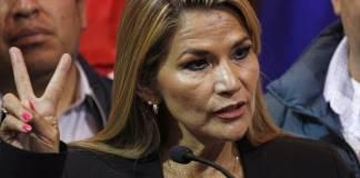 """Ordenan la detención de Áñez y cinco de sus ministros por el """"golpe de Estado"""""""
