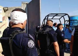 Detectan falta de armamento y decomisan drogas a Policía Municipal de Silao