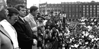 A través de varios documentos desclasificados por la CIA se da cuenta del movimiento encabezado por Cárdenas en 1988.