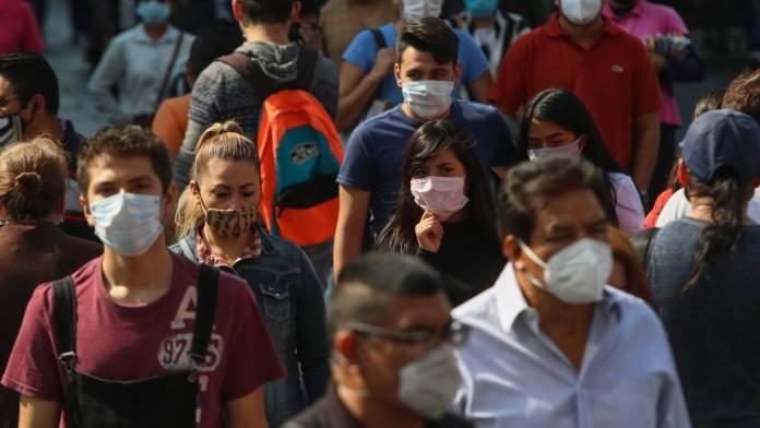 Chiapas registra primeros contagios de Covid-19, tras Semana Santa