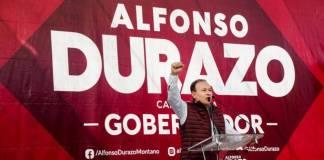 Falso que la DEA investigue a Alfonso Durazo