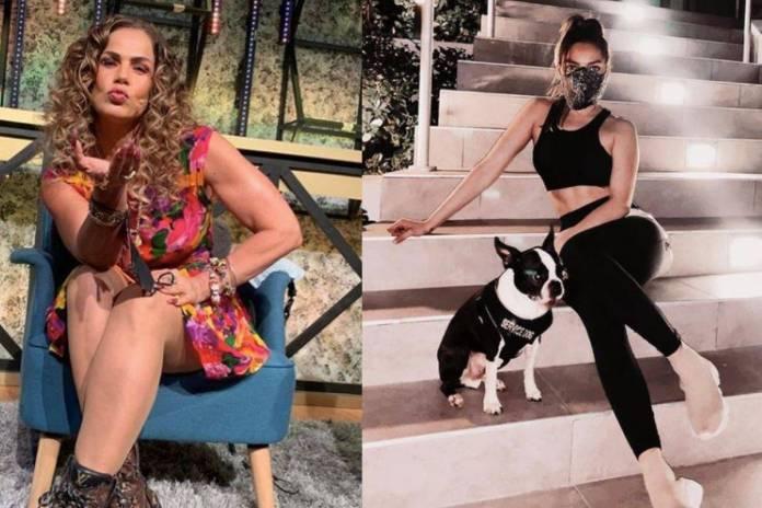 Frida Sofia arremete contra Niurka por opinar sobre sus problemas familiares