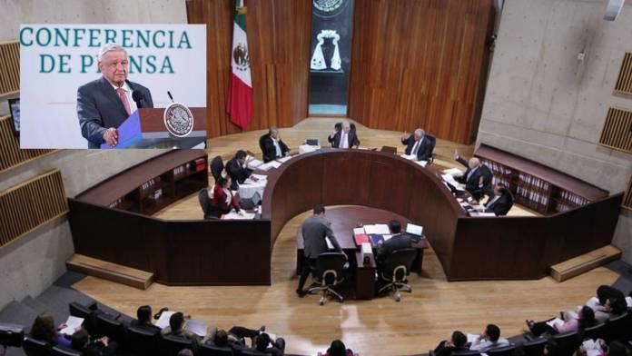 "TEPJF va contra medios por transmitir la ""mañanera"""