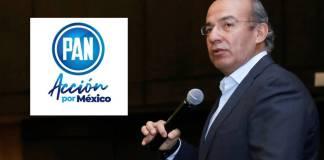 Calderón acusa a dirigencia del PAN de hacer negocio con candidaturas