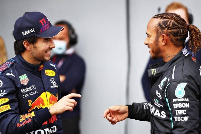 Checo Perez vence a Verstappen y arrancará en segundo lugar en Imolar