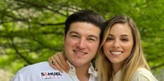 Esposa, suegro y padre de Samuel García señalados por manejos sospechoso de dinero