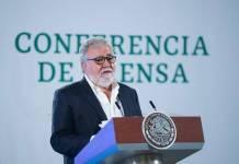 A la baja el número de personas desaparecidas en México: Encinas
