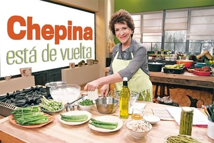 Fallece Chepina Peralta, la primera chef influencer