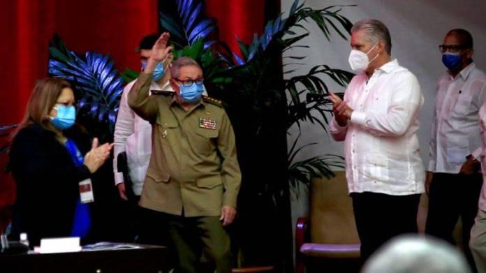 Miguel Díaz-Canel asume dirigencia del Partido Comunista de Cuba