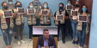 Diputado se saltó la fila para vacunar a su hermana; amenazó a Servidores de la Nación