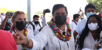 Les gustará el nuevo candidato para Guerrero: Salgado Macedonio
