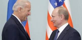 """Biden y Putin sostienen llamada """"sincera y respetuosa"""""""