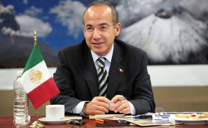 """Calderón dice que no le teme al """"juicio de la historia"""""""