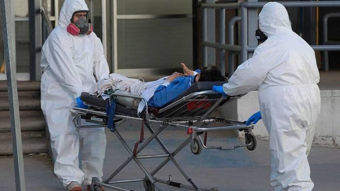 muertes covid méxico - Diez entidades registran alza en contagios por Covid-19