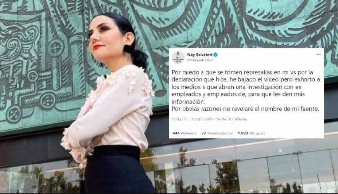 !Tiene miedo! Diputada retira video con denuncia de panistas con escorts