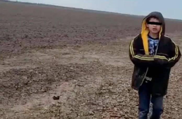 Madre del niño nicaragüense hallado en la frontera de México y EU, fue secuestrada