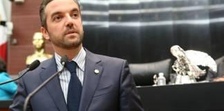 FGR imputa tres delitos al panista Lavalle Maury por caso Odebrecht