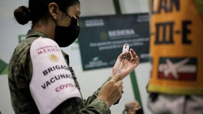 Ecatepec inicia vacunación en adultos de 50 a 59 años esta semana