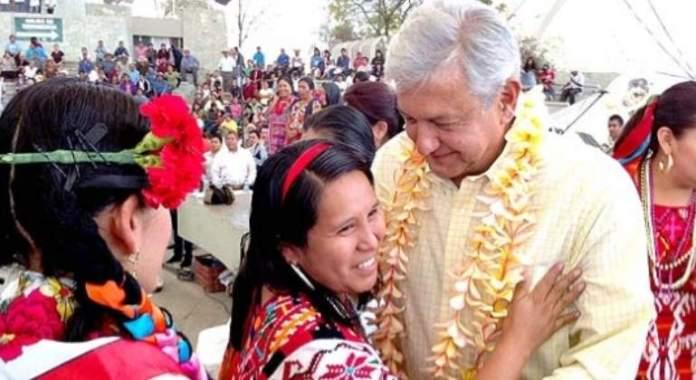 """AMLO pedirá disculpas al pueblo maya por una """"herida muy profunda"""""""