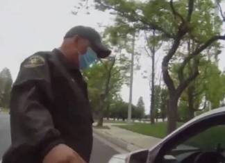 """""""Siempre será mexicano, nunca será blanco"""": mujer insulta a policía latino"""