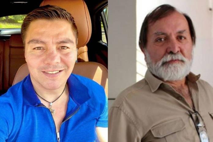 "Travieso Arce se le va con todo a Epigmenio Ibarra: ""viejo cínico"""