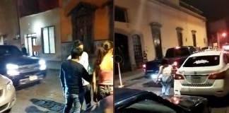 Conductor arrolla a un grupo de jóvenes en San Luis Potosí