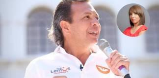 Pablo Lemus lamenta amenazas de su mamá a Gloria Reza, pide que no la ataquen