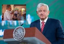 AMLO se comprometió a castigar a los responsables del homicidio de Abel Murrieta