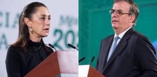 ¿Quién será el sucesor de AMLO? Encuesta revela dos favoritos