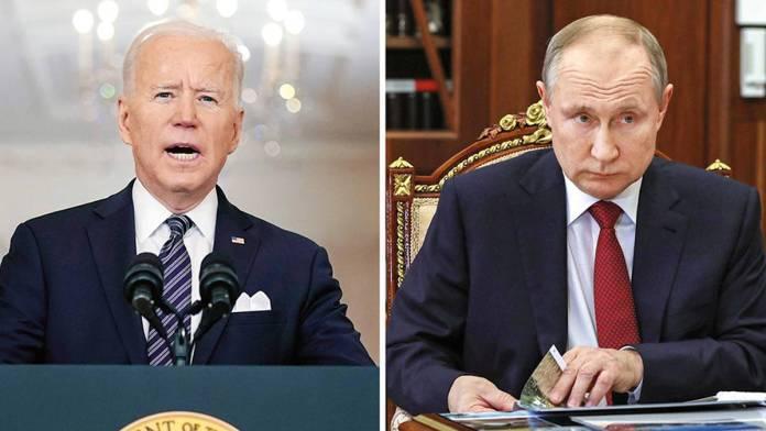 Biden dice que se reunirá con Putin y niega que Rusia esté detrás de los ciberataques