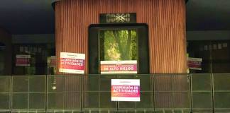 Clausuran el Plaza Condesa por riesgo de colapso