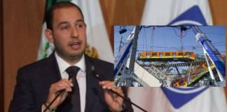 Panistas siguen haciendo proselitismo con la tragedia en la Línea 12