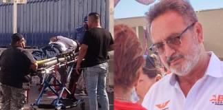 #Video Grupo armado asesina a Abel Murrieta, candidato de MC