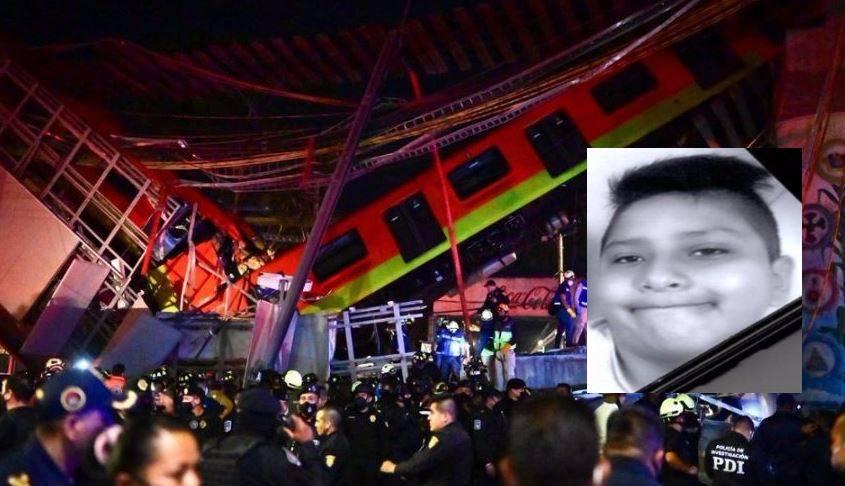Madre de Brandon busca que tragedia en la Línea 12 del Metro no quede impune