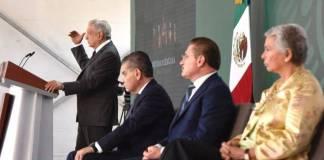 Hay un avance importante en la seguridad de Coahuila y Durango: AMLO
