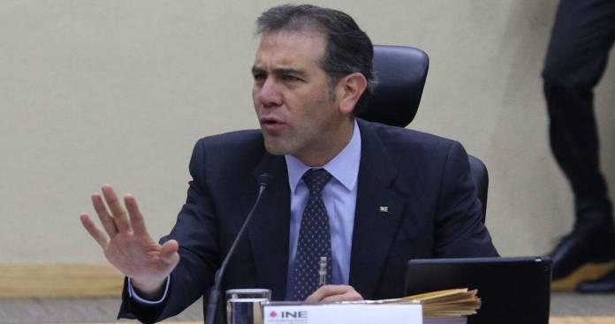 """Córdova reitera que en México """"no hay fraudes electorales"""""""