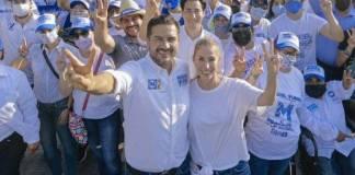 PAN nombra a esposa de Miguel Ángel Yunes como la candidata a alcaldía de Veracruz