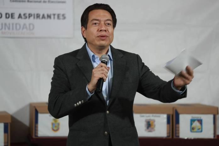Detienen hombres armados en Tamaulipas a Mario Delgado