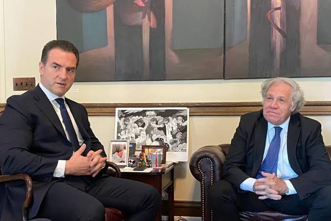Adrián de la Garza acusa a AMLO ante la OEA