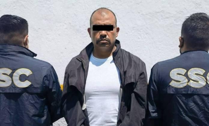 Detienen a exmando de la policía de la CdMx, por secuestro.