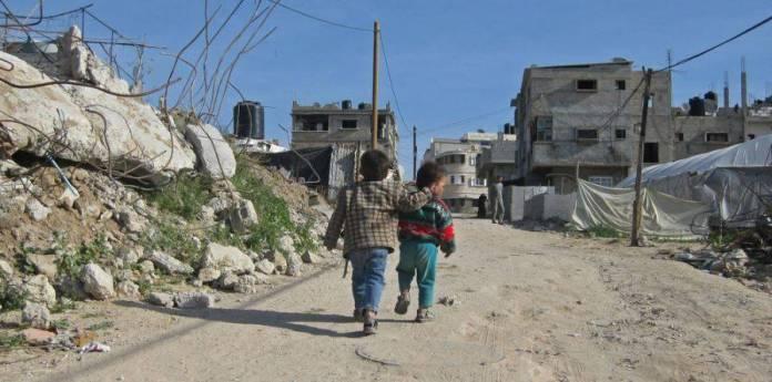 Sí existe el infierno en la tierra, es la vida de los niños en Gaza: ONU