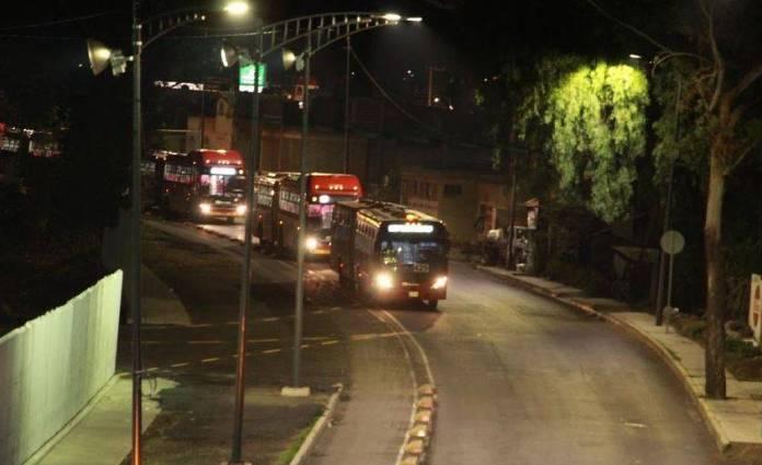 Arranca servicio gratuito de Metrobús en el tramo Atlalico-Tláhuac