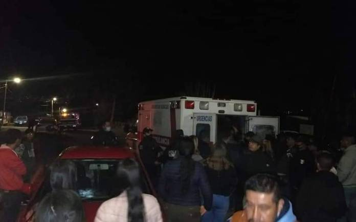 Golpean a hombre que intentó robar una iglesia en Belén, Estado de México