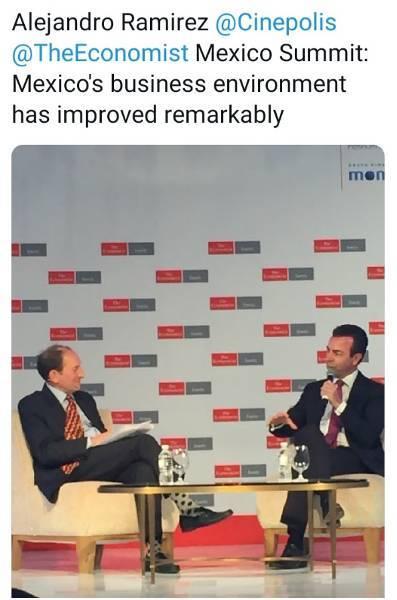 3 - La agenda de Claudio X. González, The Economist y Salinas