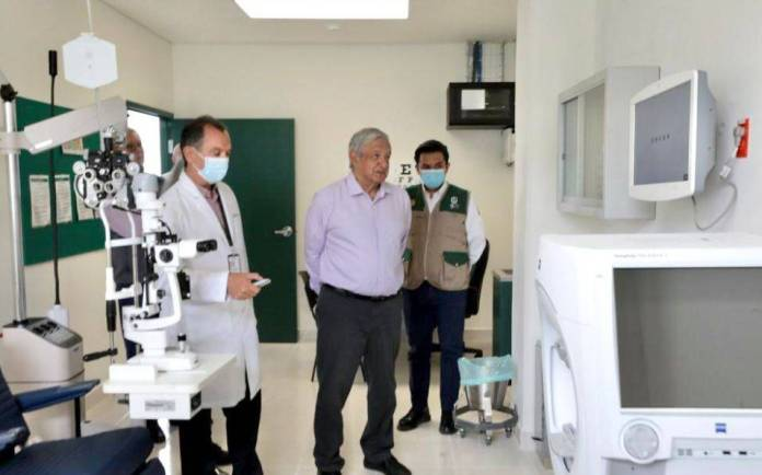 En 2024 vamos a llegar a 200 hospitales del IMSS Bienestar: AMLO