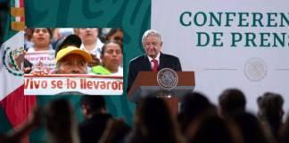 Nada va a impedir que se haga justicia en el caso Ayotzinapa: AMLO