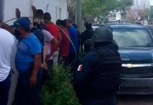 Uno de los criminales responsables del ataque en Reynosa fue detenido luego de ser herido durante el enfrentamiento con policías.