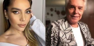 Frida Sofia confiesa que Enrique Guzmán le ofreció dinero para reconciliarse
