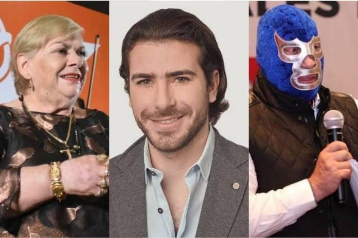 ¿Cómo les fue a los famosos que se postularon en las Elecciones 2021?